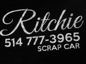 Remorquage d'auto pour la Scrap 24h PAYONS CASH 5147773965