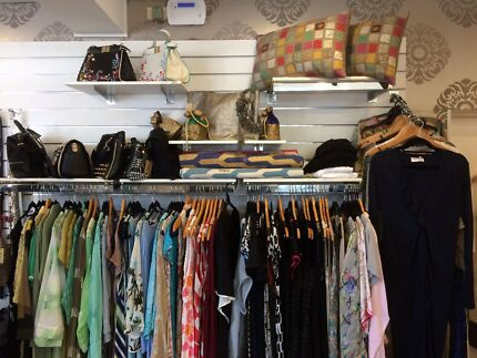 Exclusive Clothing Boutique for sale in Northern Beaches opp IGA