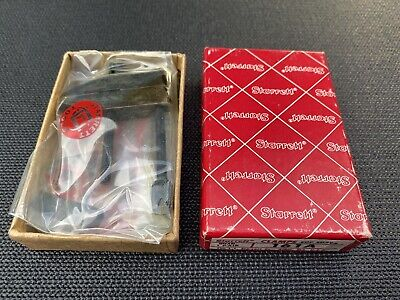Starrett 161a 1-14 Toolmakers Parallel Clamps Pair Machinist Usa  New