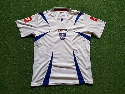 FS Scg Serbia and Montenegro Jersey XL 2006 Lotto Football Shirt Soccer Jersey image