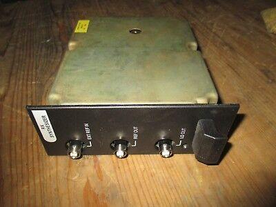 Ge Ma Com 19d902781g5 Mastr Iii Rx Synthesizer Module Receiver Radio