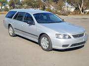 2005 FORD FALCON BF XT WAGON  LIGHT HAIL Adelaide CBD Adelaide City Preview