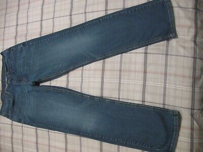 Levis Jeans 541 34X32 Athletic Fit Stretch Tapered Leg Flex 34 X 32 a2 NICE!!