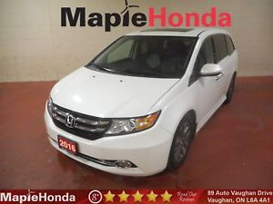 2016 Honda Odyssey Touring| Navigation,Leather,DVD Player,Loaded