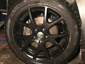 Dodge Journey OEM RT Rims and Winter Tires