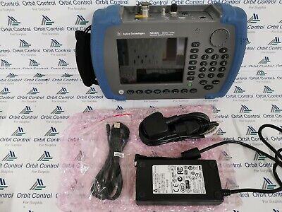 Agilent Technologies N9342c Handheld Spectrum Analyzer 100 Khz -7 Ghz N9342