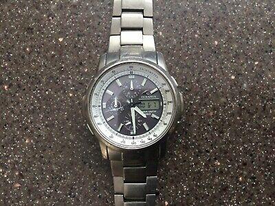 Men's Casio Oceanus Wave Ceptor Watch