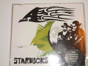 A – Starbucks [CD Single] CD2