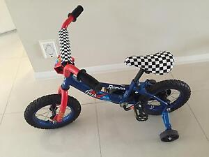 30cm Repco Bike with Training Wheels and Adult Handle PU Murarrie Murarrie Brisbane South East Preview