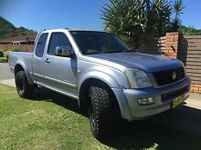 2004 Holden rodeo 3.5L V6 4x4 Tweed Heads 2485 Tweed Heads Area Preview