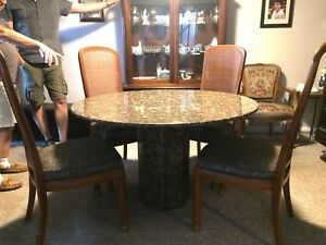 Marble Dining/Kitchen Table