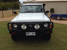 NISSAN PATROL DX 4.2 DIESEL 4X4 UTE FOR SALE Port Lincoln 5606 Port Lincoln Area Preview