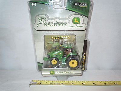 John Deere 7720 With Duals #22 Premiere Series By Ertl 1/64th Scale
