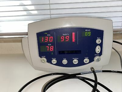 Welch Allyn 300 Series Spot Vital Signs Monitorspo2 And Nibp Patient Ready