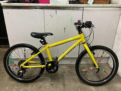 "Verenti (Wiggle) Twenty lightweight kids bike - 20"" wheels - Good condition"