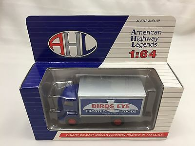 AHL - AMERICAN HIGHWAY LEGENDS - GMC - BIRDS EYE BRAND FROSTED FOODS - DIE-CAST