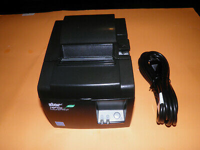 Star Tsp143iiu Thermal Pos Receipt Printer Tsp100 Usb W Ac Cord
