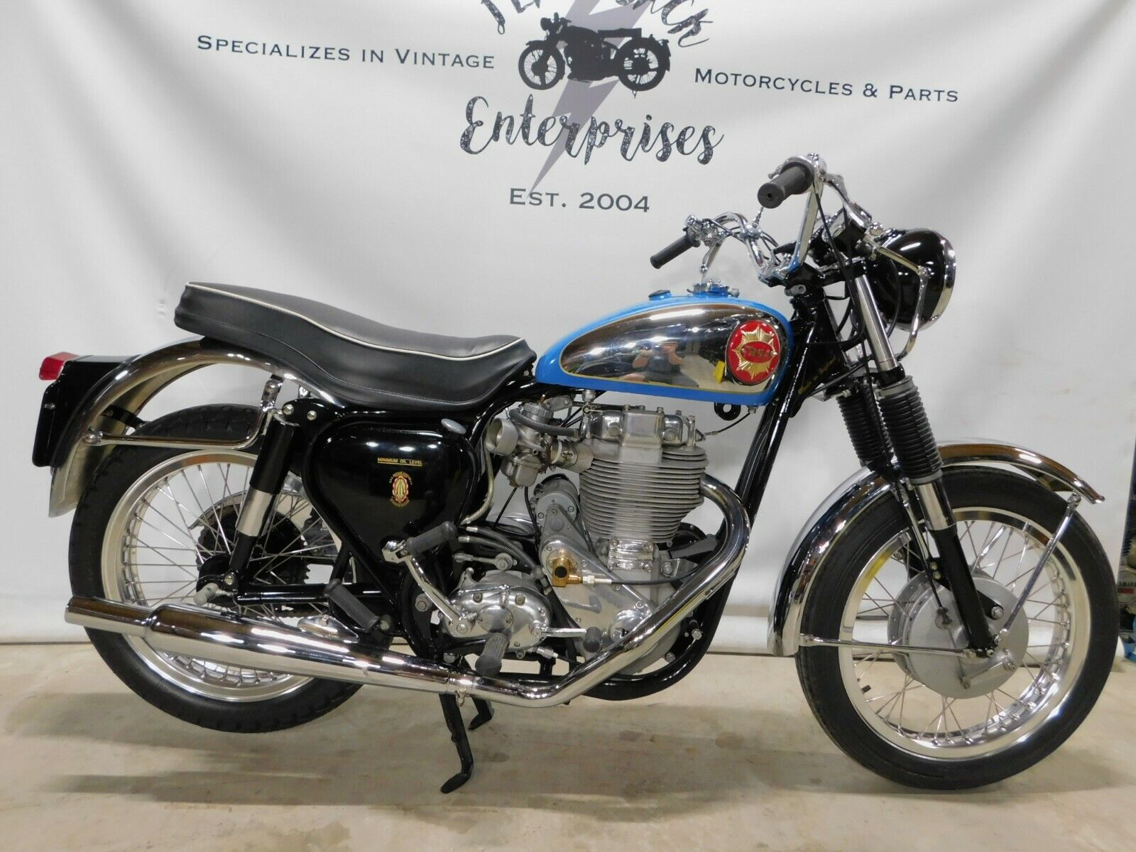 1960 BSA DBD 34 Goldstar 500  1960 BSA DBD 34 Goldstar 500