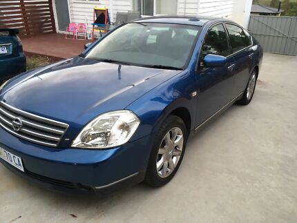 2003 Nissan Maxima  Austins Ferry Glenorchy Area Preview