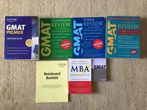 GMAT Prep/Study Material