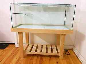 Turtle, fish or reptile tank/aquarium . Complete set. $475o.n.o Clearview Port Adelaide Area Preview