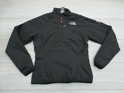 The North Face Womens Zephyrus Pullover Black S Primaloft Summit Series XS 8-10