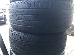 2 continental ContiPro runflat 225/45/18 bmw Certified