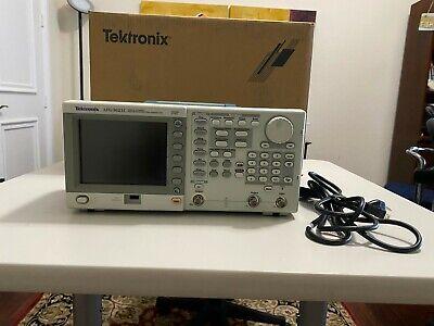 Tektronix Afg3021c Arbitrary Function Generator - Single Channel 250mss 25m