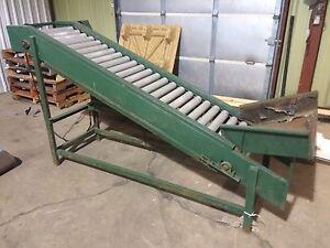 Bartlett conveyor