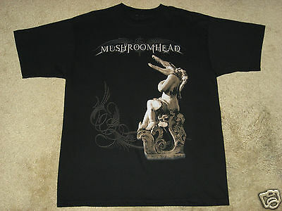 Mushroomhead Gator S, M, L, XL, 2XL Black T-Shirt