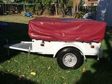 Custom motorcycle trailer Cranbrook Townsville City Preview
