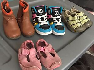 Size 4 shoes toddler