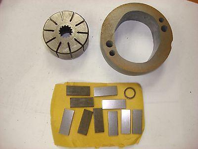 International Harvester Ring And Pump Rotor Vane 1160724c1 Nos Navistar 1824
