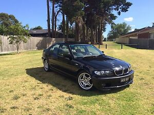 2002 318i BMW individual sport Noble Park Greater Dandenong Preview