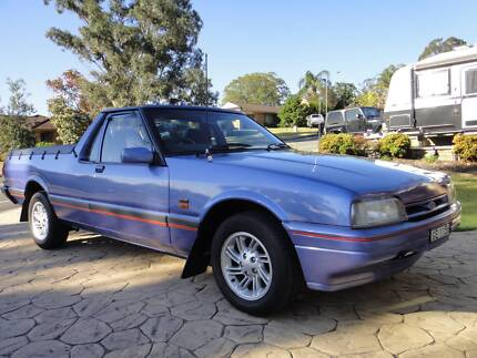 1995 Ford Falcon S PACK LONGREACH UTE