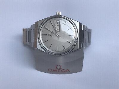 Superb Vintage OMEGA Seamaster Gents Auto Watch c1977 - Working/Omega Bracelet