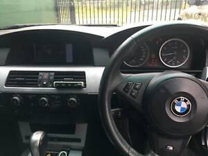 BMW 5 Serie E60 E61 E63 E64 03-10 3 serie e90 e91 e92 android gps