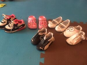 Toddler girl shoes sold ppu