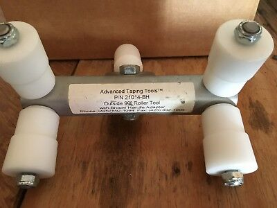 Advanced Taping Tool Outside 90 Roller Tool For Corner Bead