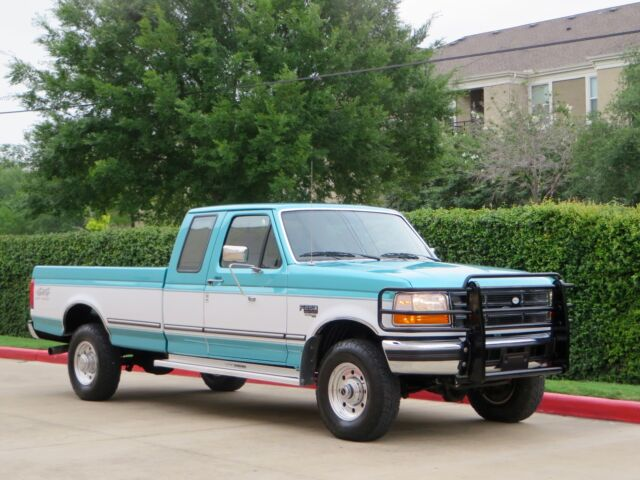 31 875 original miles diesel 4x4 garage kept free shipping 1996 f350 tx wow used ford f. Black Bedroom Furniture Sets. Home Design Ideas