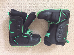 Firefly JR snowboard boots London Ontario image 1