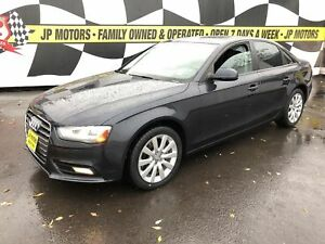 2013 Audi A4 Automatic, Leather, Sunroof, AWD, 61, 000km
