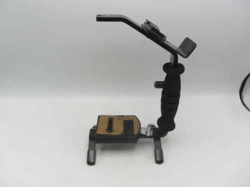 Justrite Professional Camera Photo Grip / Stand Bracket Quick Release Plate