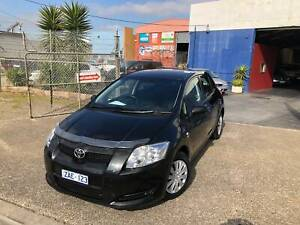 2008 Toyota Corolla ASCENT Automatic Hatchback RWC & 4 BRAND NEW TYRES Epping Whittlesea Area Preview