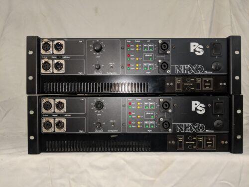 Nexo PS-10 Amplifier