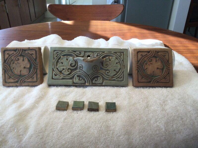 Batchelder Fountain Tiles