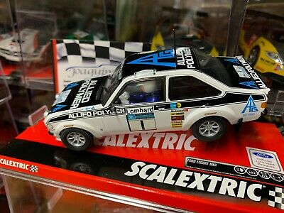 SCALEXTRIC A10222S300 FORD ESCORT MKII