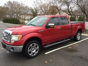 2010 Ford F-150 SuperCrew Lariat 4X4 5.4L V8