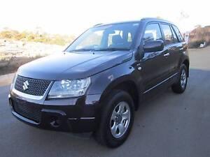 From only $63 p/week on finance* 2009 Suzuki Grand Vitara Wagon Westbury Meander Valley Preview