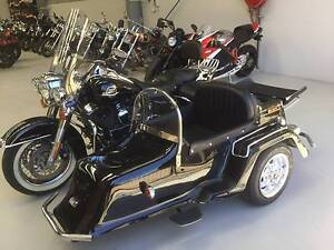 HARLEY ROAD KING SIDE CAR South Windsor Hawkesbury Area Preview